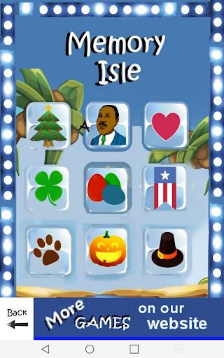 Memory Isle App for PC