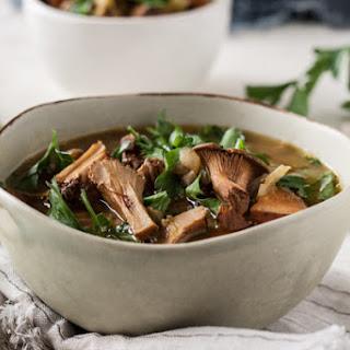 Chanterelle Mushroom Vegan Recipes.