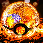 Nice Pokeball Art Wallpapers Icon