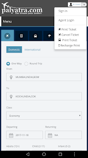 Palyatra - Cheap Flight tickets Hotel Bus Holidays - náhled