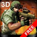 Commando Sur Duty guerre Gunsh icon