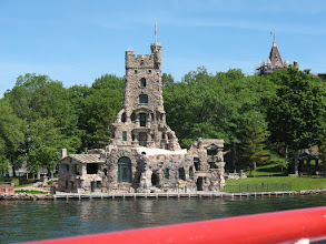 Photo: Boldt Castle - kids play house