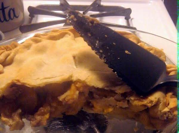 Captain Jack's Rummed Peach Pie Recipe