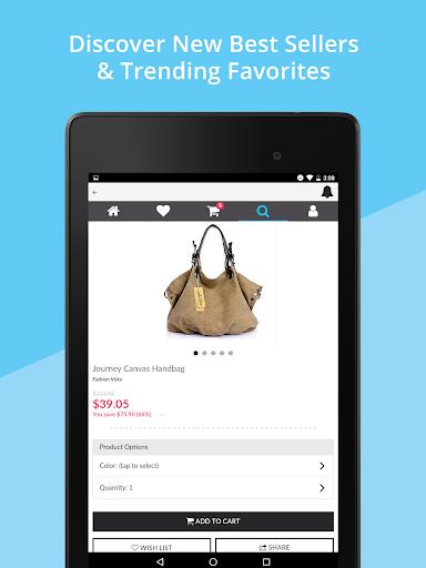OpenSky Shopping screenshot 11