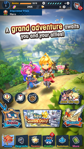 dragalia lost download apk
