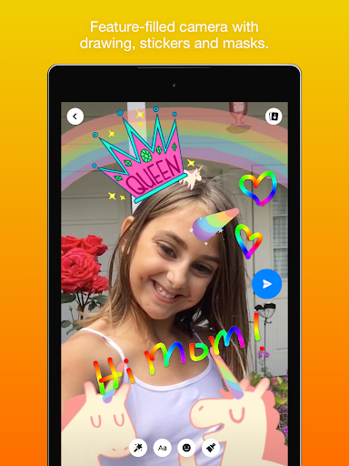 Facebook Messenger Kids screenshot 21
