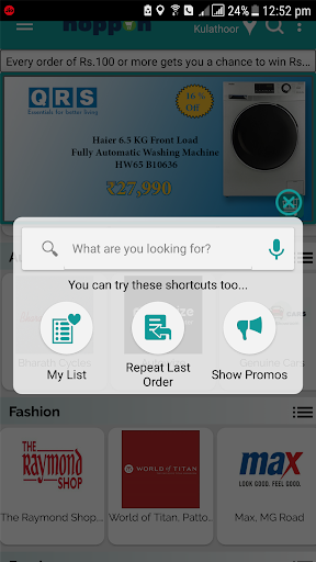 Hoppon app (apk) free download for Android/PC/Windows screenshot