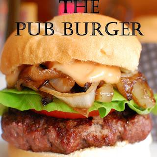 Throwback Thursday - Pub Burger.
