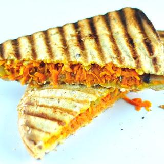 How to Make Masala Toast Sandwich Recipe