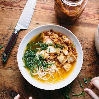 Kimchi Ramen.
