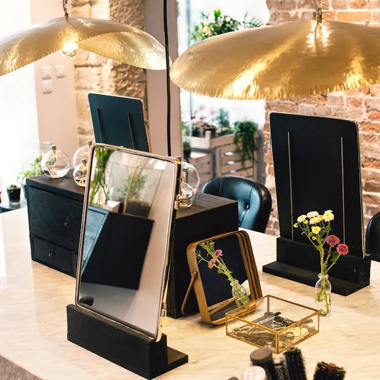 Le Jardin Des Couleurs - Salon De Coiffure à Paris