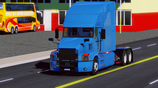 World Truck Driving Simulator 1.162 Mod Apk Download 1