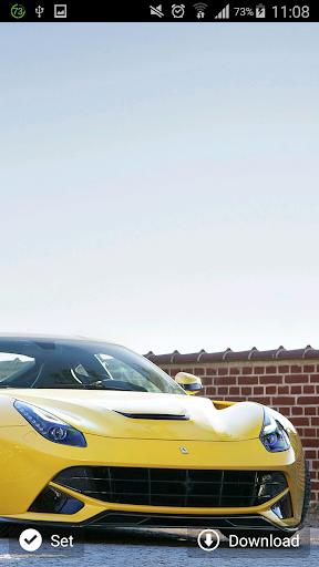 Car Wallpapers HD - Ferrari