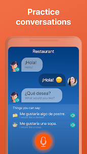 Download Learn 33 Languages Free – Mondly Apk For Android 4