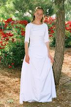 Photo: Chava-Leah Ben-Meir (The Bride)