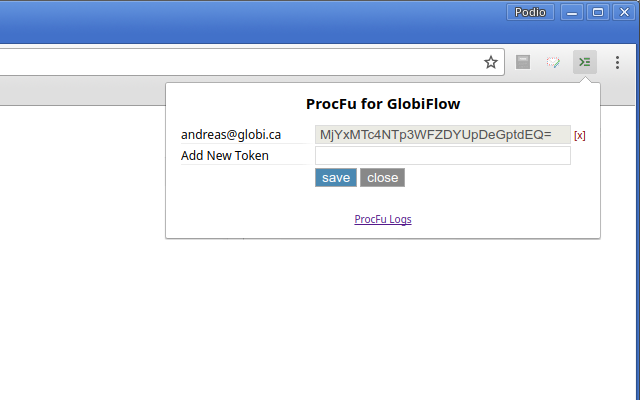 ProcFu for GlobiFlow