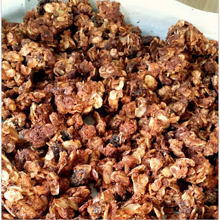 Trail Mix Granola.