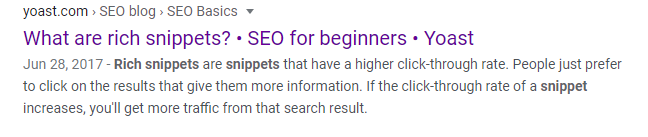 These 10 Google Rich Snippets Local Business Content Structuring Will Get You More Engagement