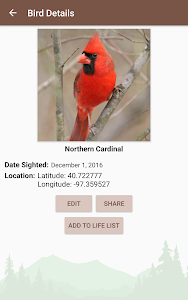Happy Birding Journal screenshot 5