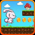 Bunny's World - Jungle Bunny run icon