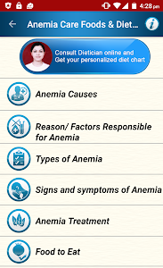 Anemia Care Help & iron Rich Nutrition Foods Diet 2.3