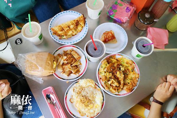 台東食記 ▌ 中華早點:超人氣早餐,滷肉飯配蛋餅、在地古早味 好吃大推《麻依專欄》