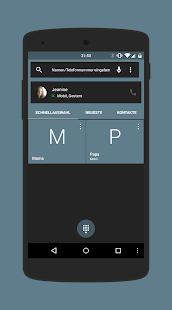 Euphoria Dark CM13 Theme Screenshot