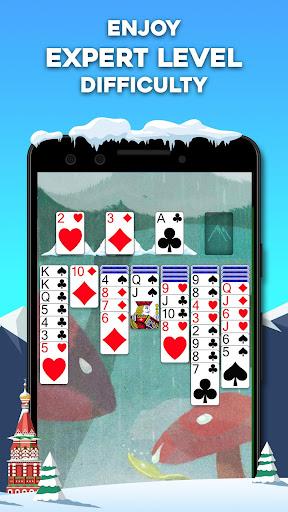 Yukon Russian u2013 Classic Solitaire Challenge Game 1.2.0.265 screenshots 4