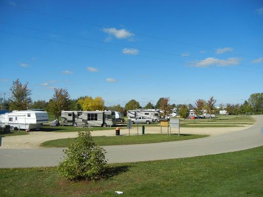 Hatfield Park Campground New Richmond Wisconsin Rvsystems Net