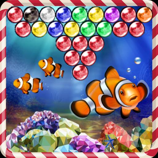 Coral Fish 3D Bubble Shoot