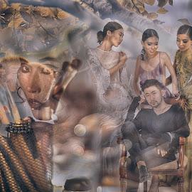 double exposures  by Tsatsralt Erdenebileg - Digital Art People ( double exposure, designs, digital manipulation, artistic, digital painting )