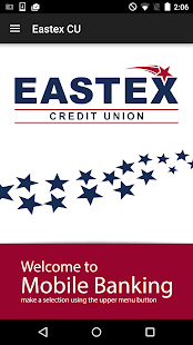 Eastex Credit Union- screenshot thumbnail