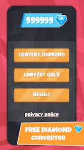Diamonds For Free Fire Converter App Download For Android 1
