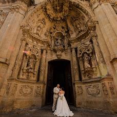 Wedding photographer Monika Zaldo (zaldo). Photo of 14.10.2018
