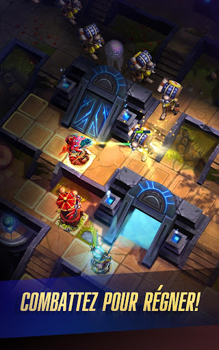Defenders 2: Tower Defense CCG  captures d'u00e9cran 11