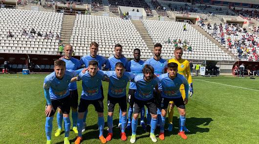 El CD El Ejido empata en Murcia rozando y mereciendo la victoria
