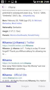 ThreeSearch Browser screenshot 1