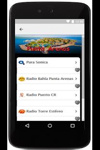 Radios de Costa Rica On Line - náhled