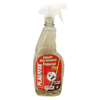 insecticida plagatox liquido mata voladores/zancudos 500cc