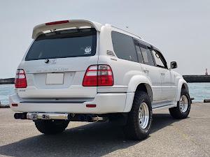 ランドクルーザー100  VX-リミテッド 50th anniversary特別仕様車のカスタム事例画像 ヨッシーさんの2021年05月13日14:50の投稿