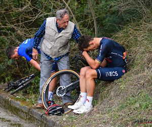 Michal Kwiatkowski reed Strade, Tirreno-Adriatico en Milaan-Sanremo met gebroken rib