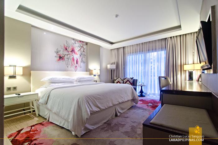 Sheraton Bandung Hotel & Towers Deluxe Room