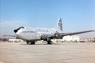 Photo: DAYTON, Ohio -- Douglas C-124C Globemaster at the National Museum of the United States Air Force. (U.S. Air Force photo)