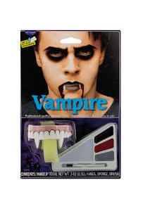 Sminkset, vampyr