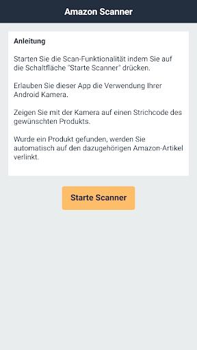 Barcode Scanner Pro für Amazon Deutschland 1.0.1 screenshots 2