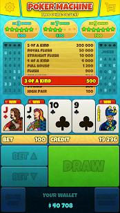 American Poker Machine - náhled