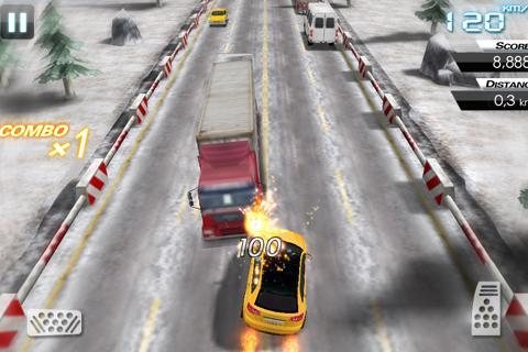 Mini Crazy Traffic Highway Race 1.2.16 screenshots 5
