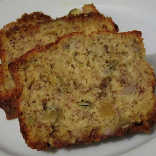 Banana and Pumpkin Seed Cake