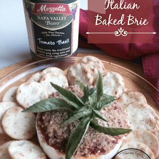 Italian Baked Brie