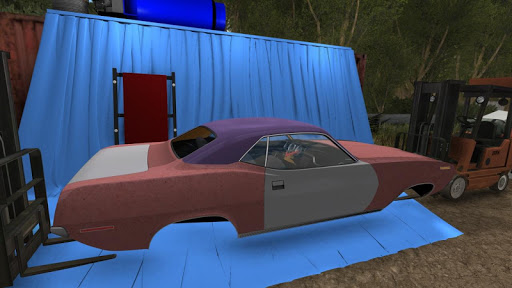 Fix My Car: Classic Muscle 2 - Junkyard! LITE 75.0 3